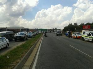 road rage incident jhb