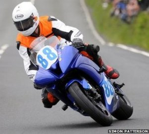 bobprice killed at IOMTT