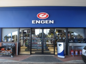 biker gang assaults engen petrol attendent