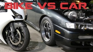 bike nd car