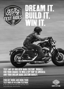 Harley-Davidson Dark Custom Design Comp Image 24Aug15
